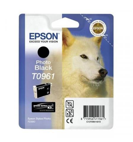 Tinteiro Original Epson Preto (C13T09614010)