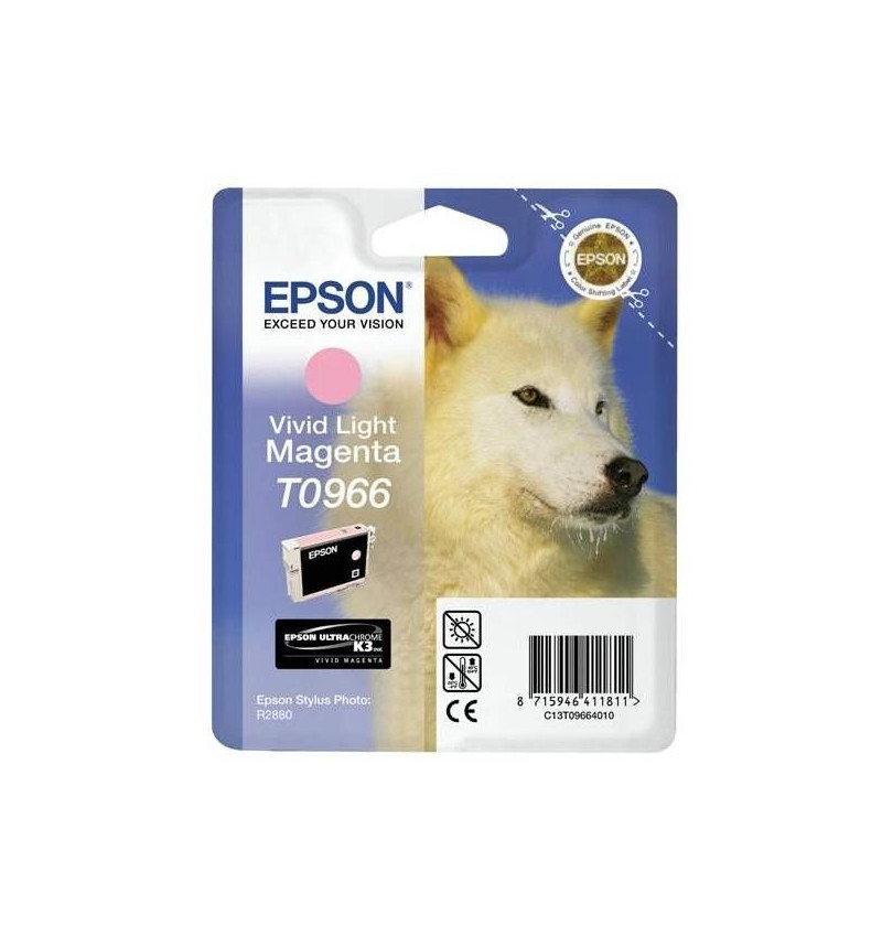 Tinteiro Original Epson Vivid Light Magenta Stylus Photo R2880