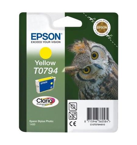 Tinteiro Original Epson Amarelo (C13T07944010)