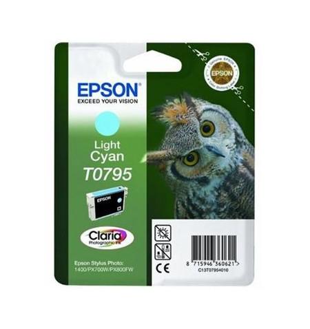 Tinteiro Original Epson Ciano Claro (C13T07954010)