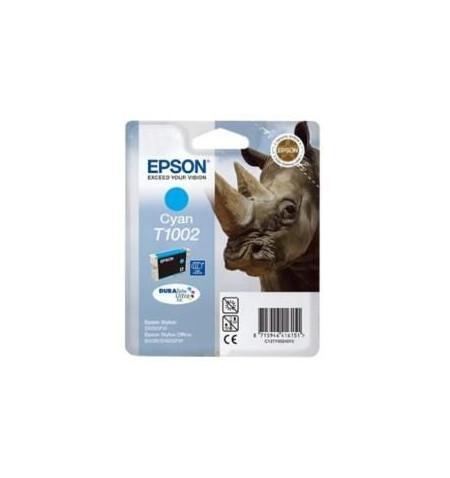 Tinteiro Original Epson Ciano (C13T10024020)