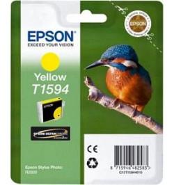 Tinteiro Original Epson Stylus Photo R2000 - AmareloOrigi