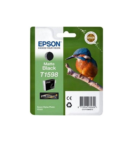 Tinteiro Original Epson Preto Matte (C13T15984010)