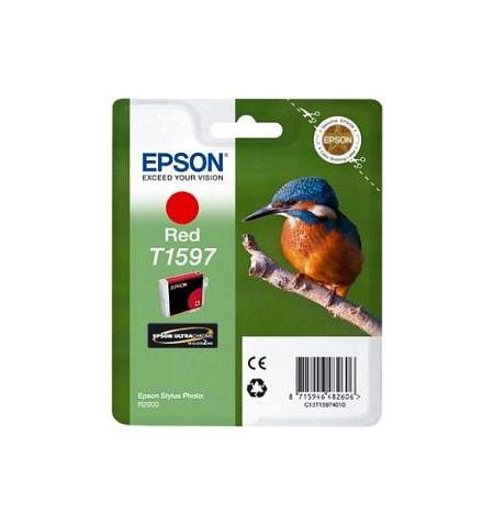 Tinteiro Original Epson Vermelho (C13T15974010)