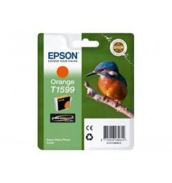 Tinteiro Original Epson Stylus Photo R2000 - Laranja
