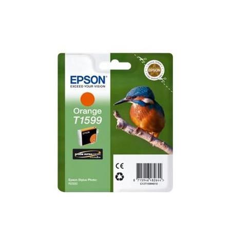 Tinteiro Original Epson Laranja (C13T15994010)