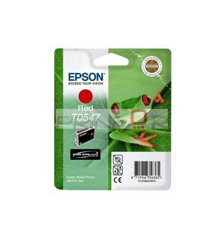 Tinteiro Original Epson Vermelho (C13T05474020)