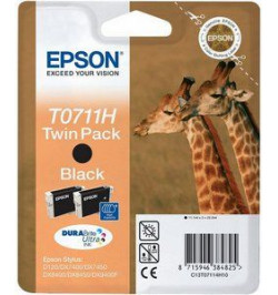 Tinteiro Original Epson Preto Pack Duplo