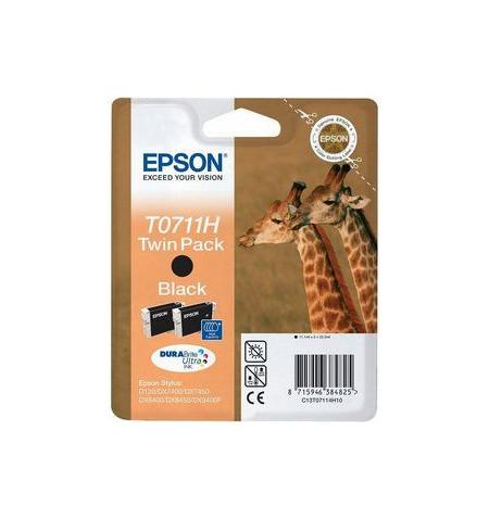 Tinteiro Original Epson Preto 2 Pack (C13T07114H20)