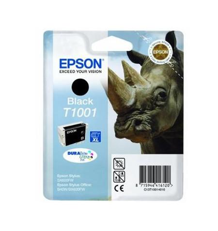 Tinteiro Original Epson Preto Stylus - (C13T10014020)