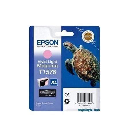 Tinteiro Original Epson Magenta Vivo Claro (C13T15764010)