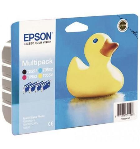 Tinteiro Original Epson Multipack (C13T05564020)