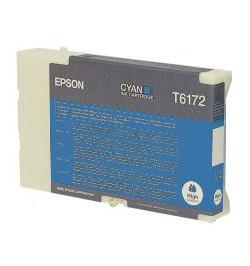 Tinteiro Original EPSON Cian de Alta Capacidade BUSINESS INKJET B500