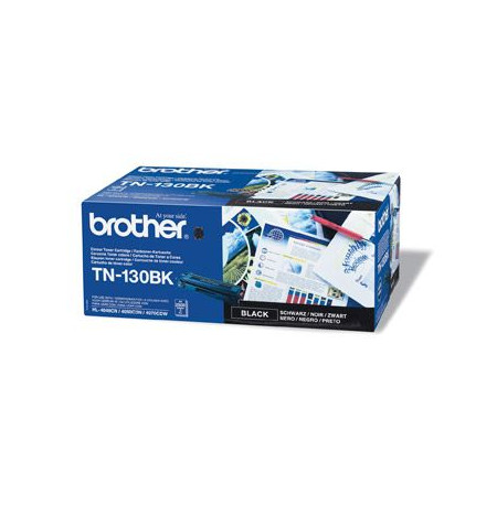 Toner Original Brother TN130BK