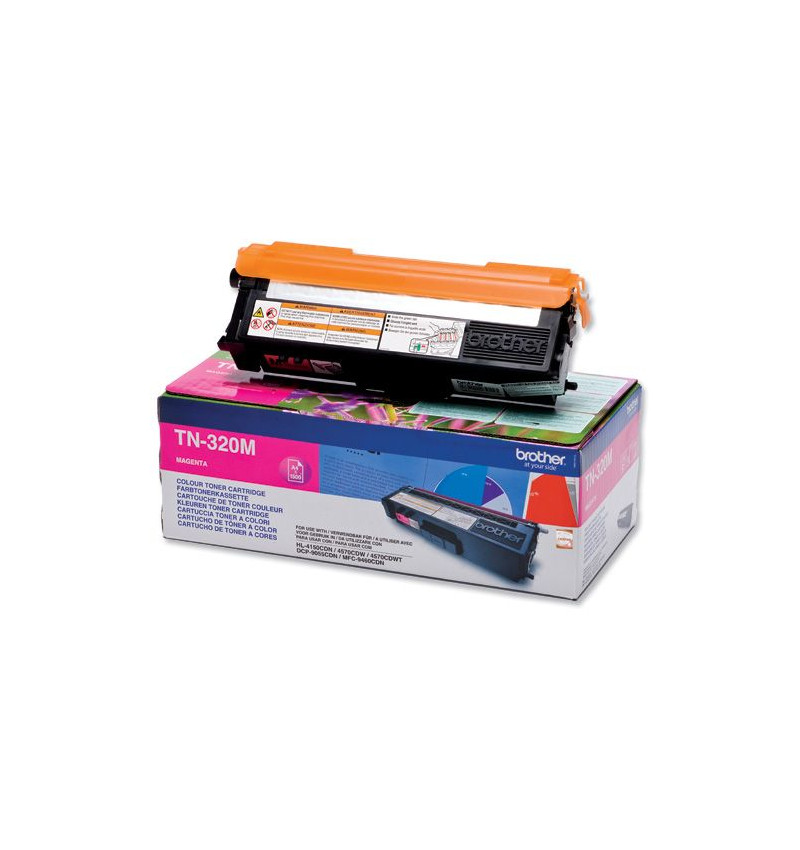 Toner Original Brother TN320M