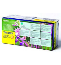 Toner Original Brother TN320Y