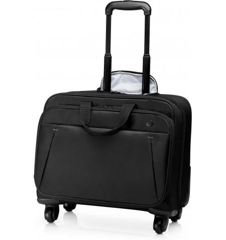 """Mala com rodas para Business 17.3"""" - Compartimento para portátil - Preto    - preço válido p/ unidad"""