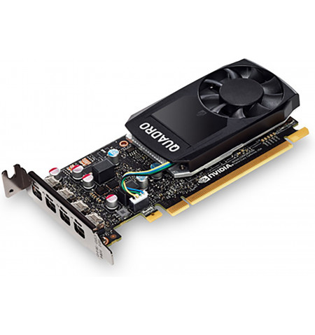 Placa Gráfica NVIDIA Quadro P600 2GB Kit w/2 Adapters  - válido p/ unid facturadas até 31 de Outubro