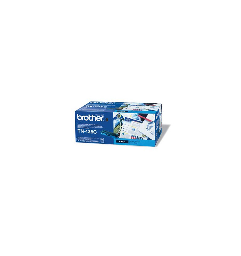 Toner Original Brother TN135C