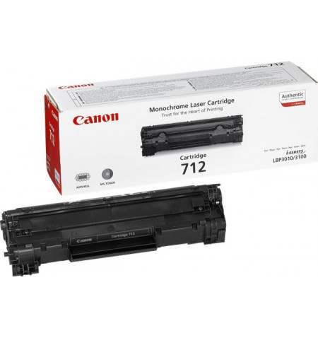 Toner Original Canon Preto 1870B002AA
