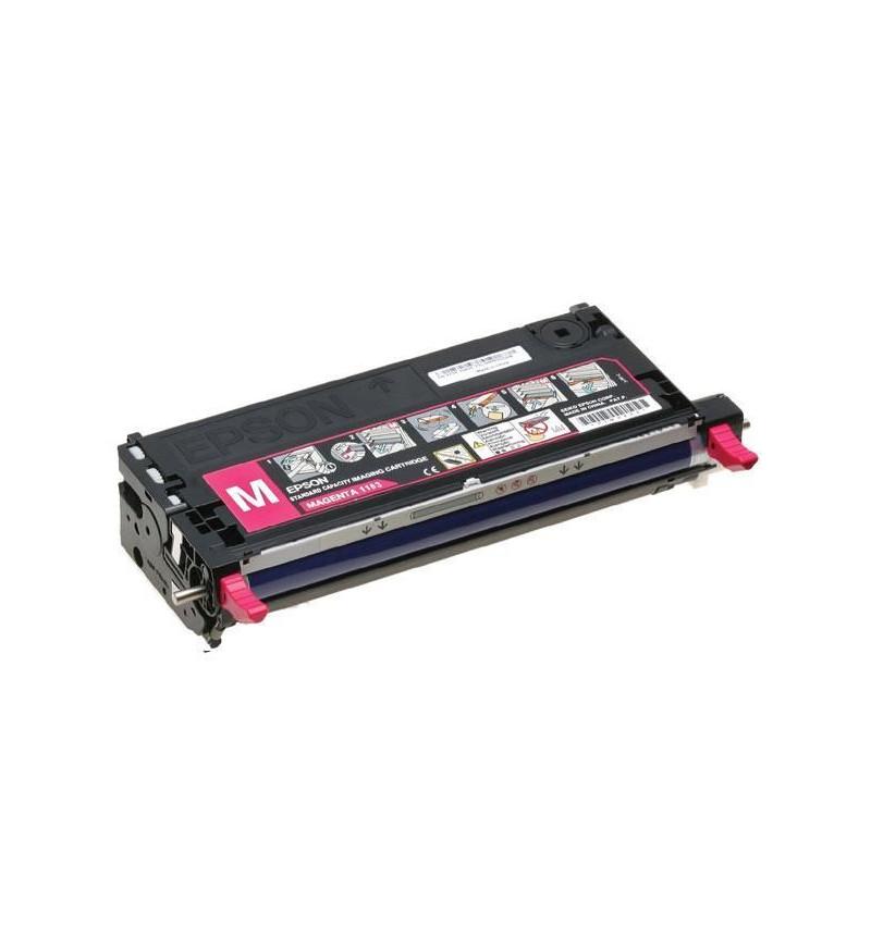 Toner Original Epson Magenta p/ Aculaser C2800
