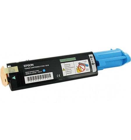 Toner Original Epson Ciano (C13S050318)