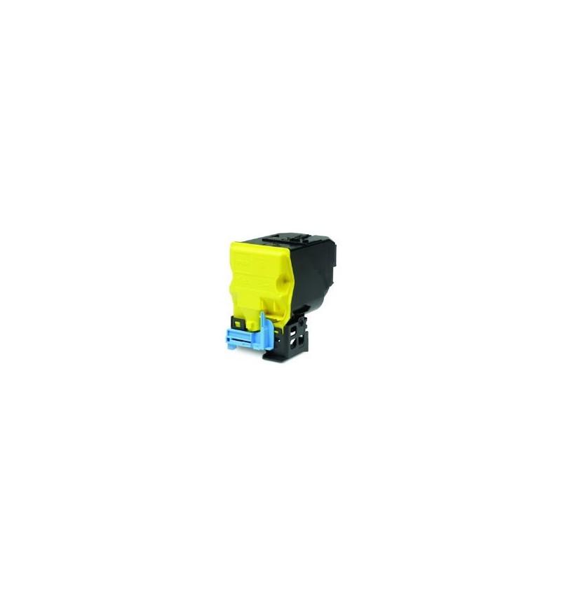Toner Original Epson Amarelo p/ Aculaser C3900N
