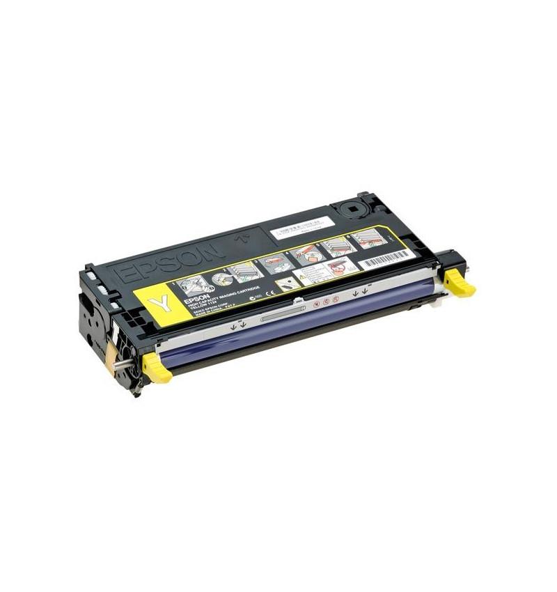 Toner Original Epson Amarelo p/ Aculaser C3800