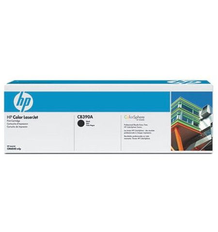 Toner Original HP Preto CB390A