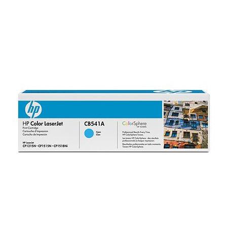 Toner Original HP Ciano (CB541A)