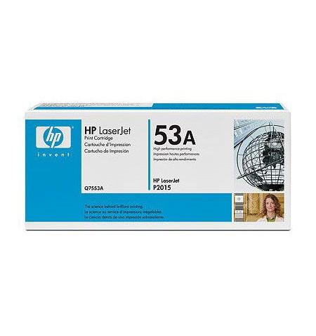Toner Original HP Preto Q7553A