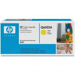 Toner Original HP Amarelo Q6002A