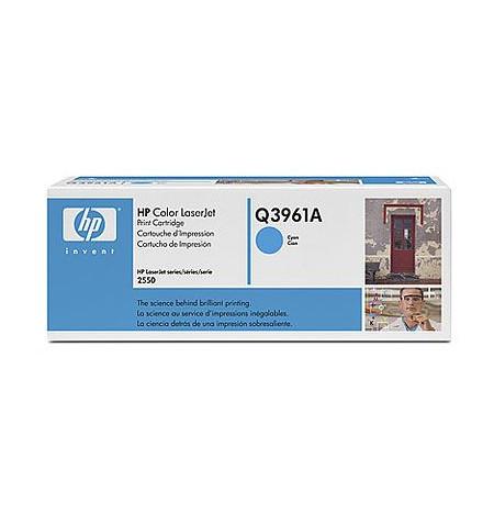 Toner Original HP Ciano (Q3961A)