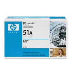 Toner Original HP HP Black p/ Laserjet Q7551A