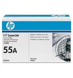 Toner Original HP Black p/ LaserJet CE255A