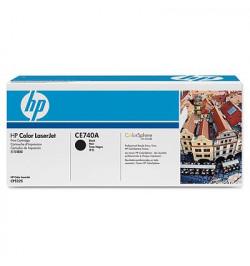 Toner Original HP Black p/ LaserJet CE740A