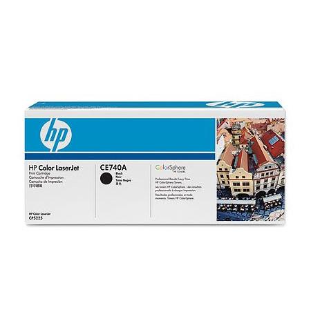 Toner Original HP Preto CE740A