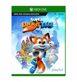 Christmas Games >> Xbox One Super Lucky's tale Portuguęs - preço válido p/ unid faturadas até 24 Dez