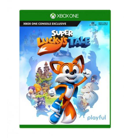 Microsoft Xbox One Super Lucky's Português - FTP-00012