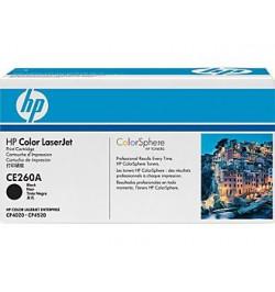 Toner Original HP Black p/ LaserJet CE260A