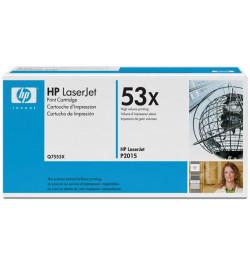 Toner Original HP Black p/ LaserJet Q7553X