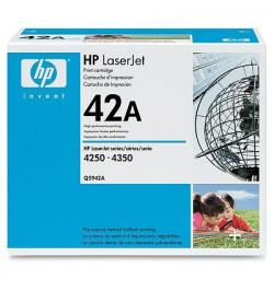 Toner Original HP Black p/ HP LaserJet Q5942A