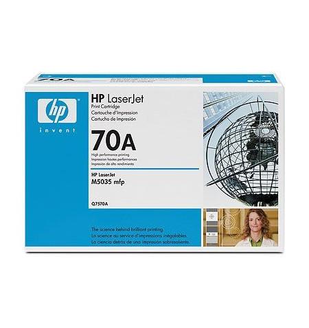 Toner Original HP Preto Q7570A