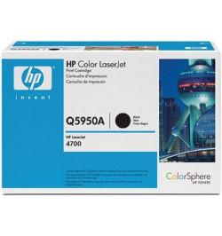 Toner Original HP Black 4700 p/ LaserJet Q5950A