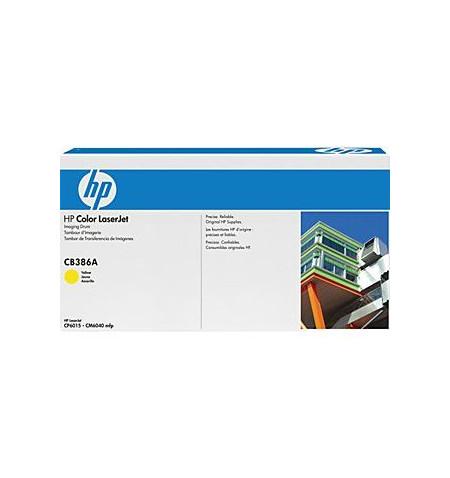 Toner Original HP Amarelo CB386A