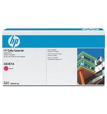 Toner Original HP Magenta CB387A
