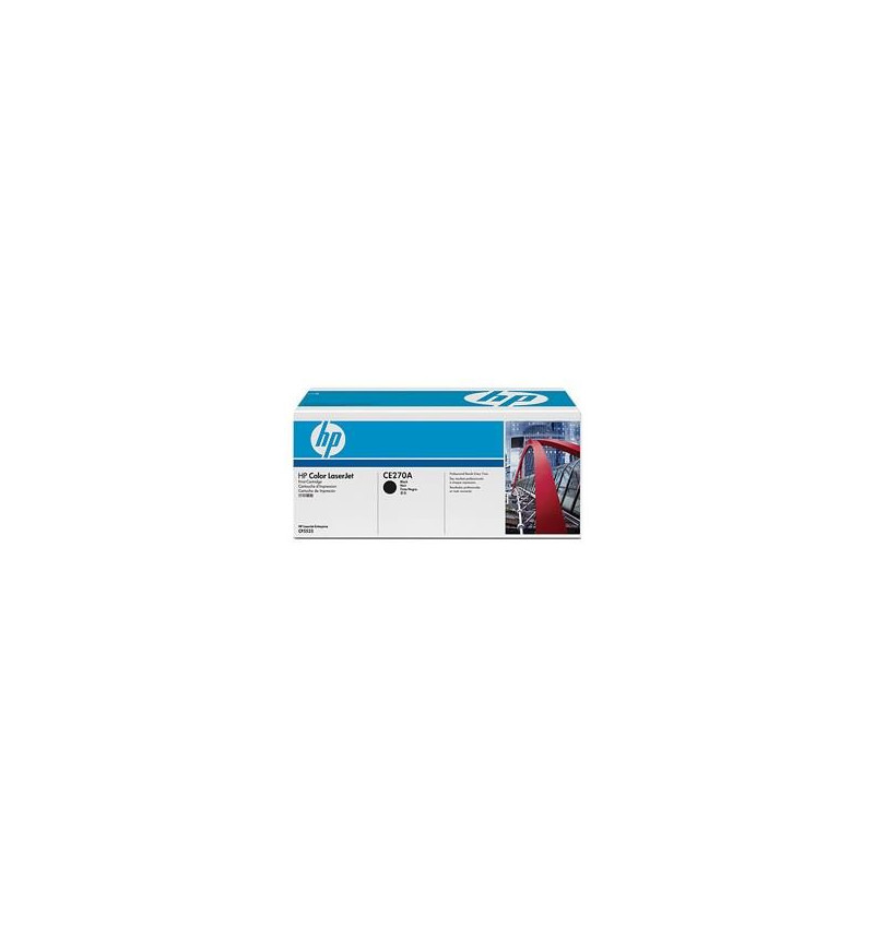 Toner Original HP Black CE270A