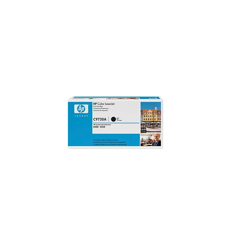 Toner Original HP Black p/ Laserjet 5500