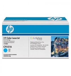Toner Original HP Cyan CF031A