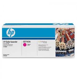 Toner Original HP Magenta CE743A